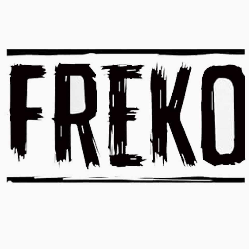 Sweat capuche Freko Gris