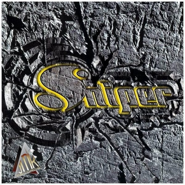 "Album vinyl ""Sniper"" - Gravé dans la roche"