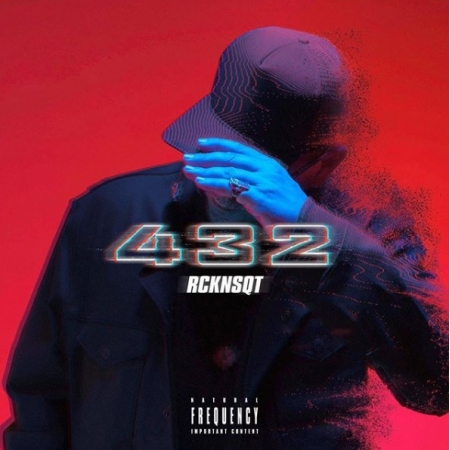 "album cd Rocking Squat ""432HZ"""