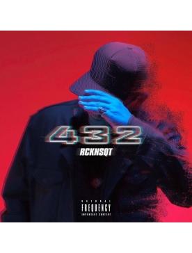 "album vynil Rockin Squat ""432 HZ'"