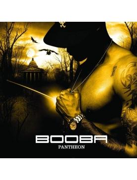 "album vinyle Booba  ""Panthéon"""
