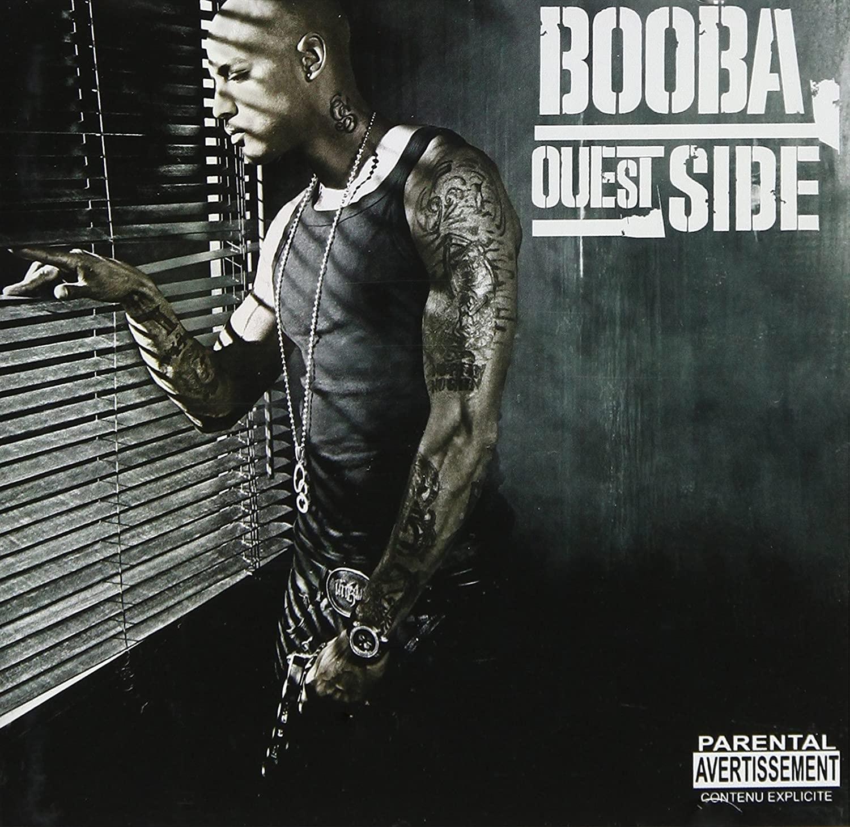 "Album vinyl ""Booba"" - ""Ouest side"""