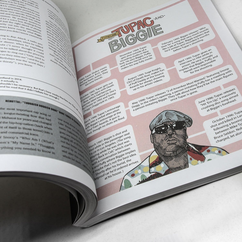 livre The rap Year book