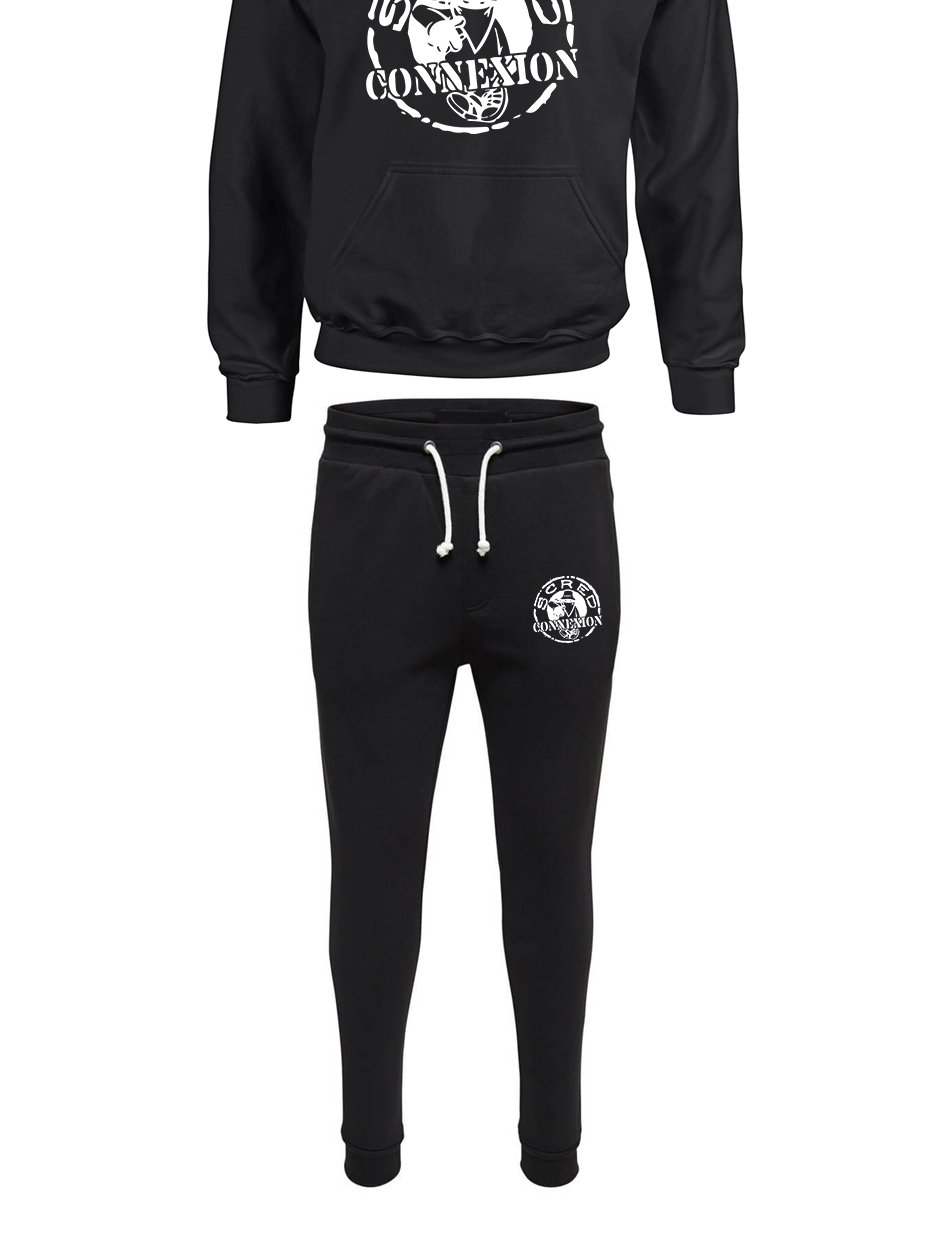 Pack Sweat + Jogg Classico Noir