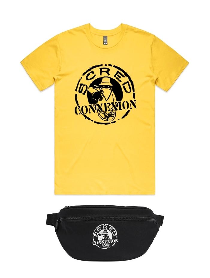 Pack Tshirt Jaune + Banane