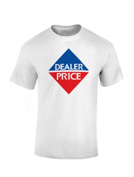 T-Shirt Lakemar Dealer Price Blanc