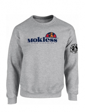 Sweat gris Mokless gris