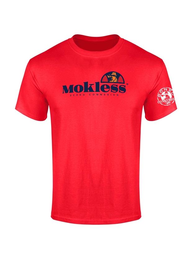 TShirt Rouge Mokless