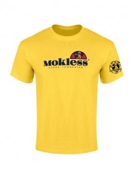 TShirt Jaune Mokless