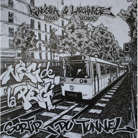 "Album Cd ""Neg de la peg - Sortir du tunnel"""