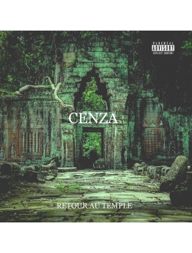 "cd album Cenza ""Retour au temple"""