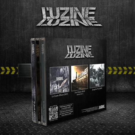 coffret 3 CD L'uZine