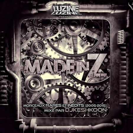 "Album Cd ""L'uZine - Made in Z"""