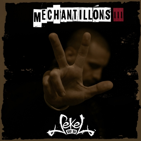 "Album Cd ""Sekel du 91 - Mechantillons Part.3"""