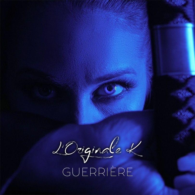 "Album Cd ""L'Original K - Guerrière"""