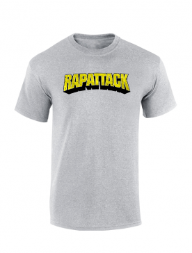 T Shirt Chimiste - Rapattak Gris