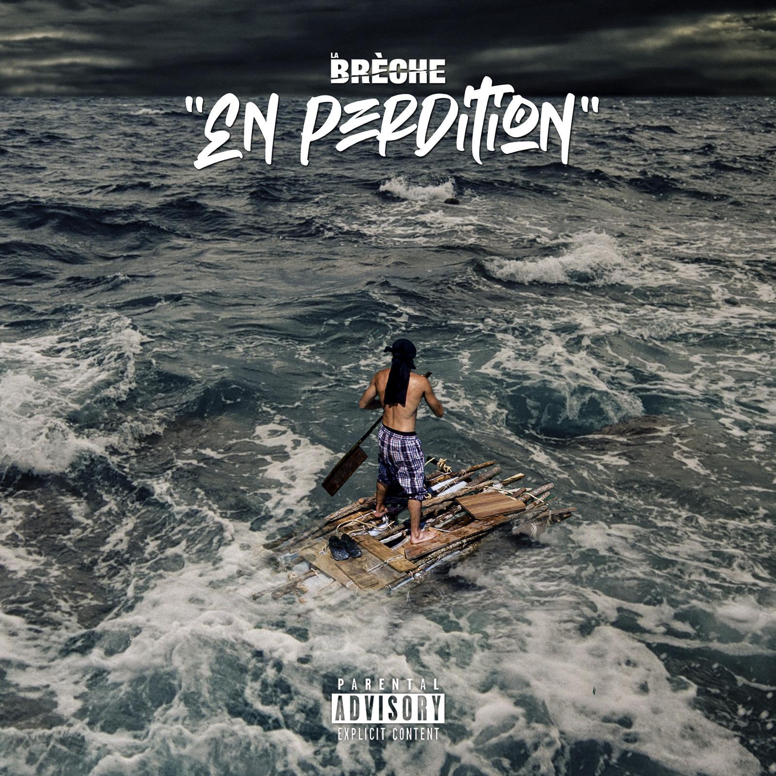 """Album Cd """"La brèche"""" - En Perdition"""