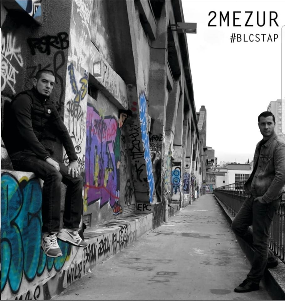 "Album Cd ""2Mezur - BLCSTAP"""