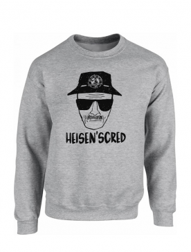 Sweat HeisenScred Gris