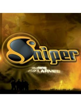 """Album Cd Sniper """"Du rire aux larmes"""""""