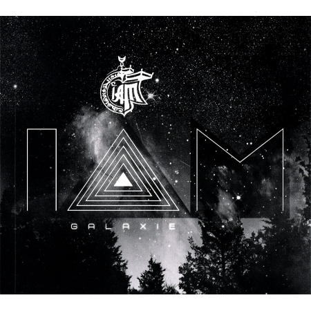 "Album Cd ""Iam - Galaxie"""