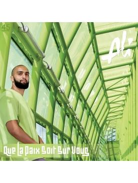 """Album Cd """"Ali"""" - Que la paix soit sur vous"""