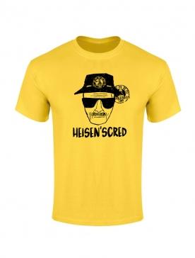 Tshirt HeisenScred Jaune