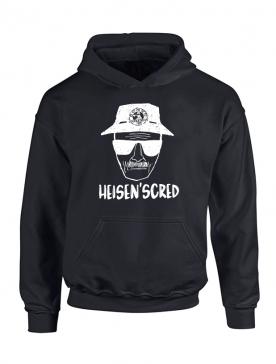 Sweat Capuche HeisenScred Noir