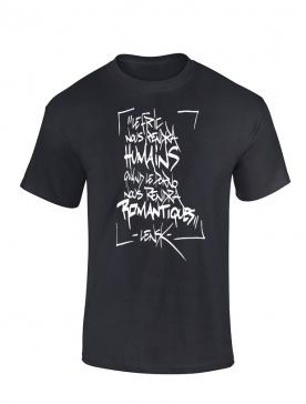 T-Shirt Le Fric nous rendra Humain...