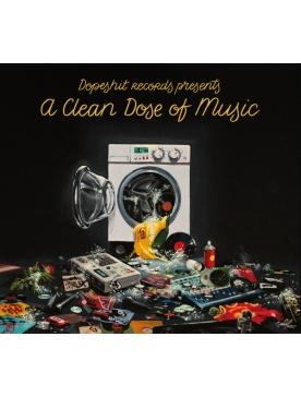 "Album Cd ""A Clean Dose of Music"""