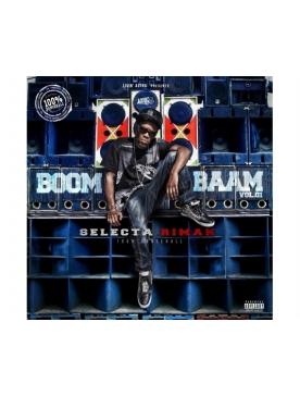 """Album Cd """"Selecta Riman - Boom Baam Mixtape Vol 1"""""""
