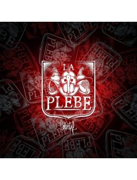 """Album Cd """"La Plebe - Collectif"""""""