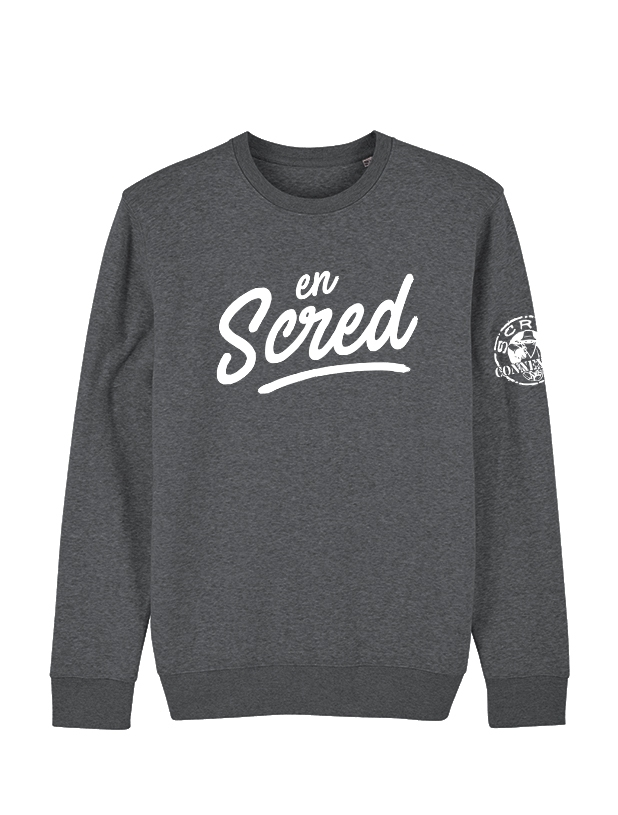 Sweat Foncé En Scred