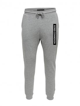 Pantalon de Jogging Gris Line