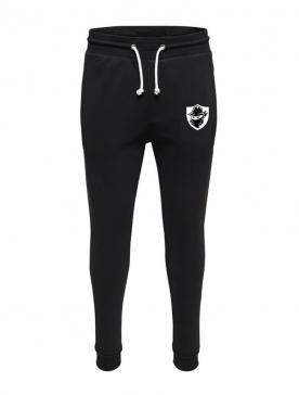 Pantalon de Jogging Noir Visage 2020