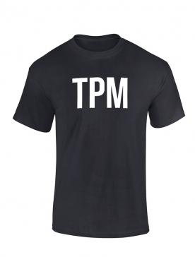 Tshirt Noir TPM