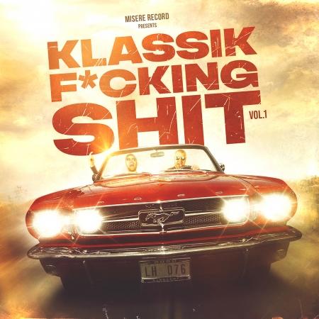 """Album Cd """"Misère Record - Klassik F*cking Shit"""""""