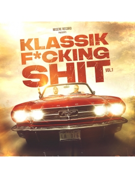 "Album Cd ""Misère Record - Klassik F*cking Shit"""