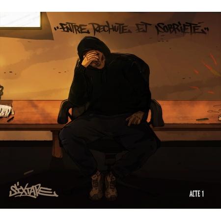"""Album Cd """" Sixtape - Entre rechute et sobriété Acte 1 """""""