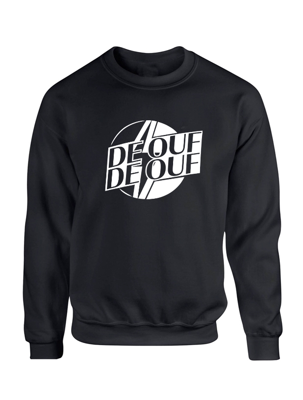 Sweat De Ouf Noir