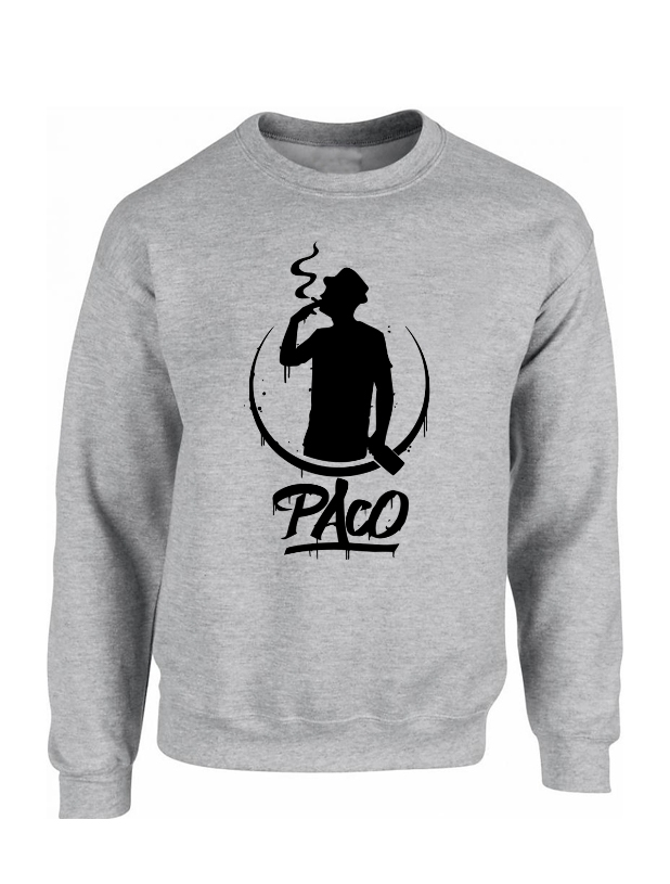 Sweat Paco Gris