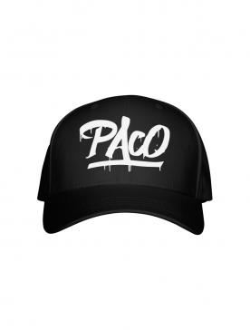 Casquette Noire Paco