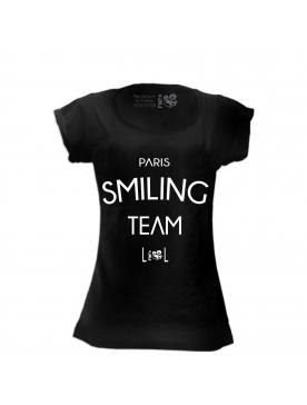 t-shirt femme paris filante