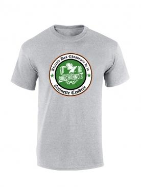 T-shirt Amadeus Galinette Gris