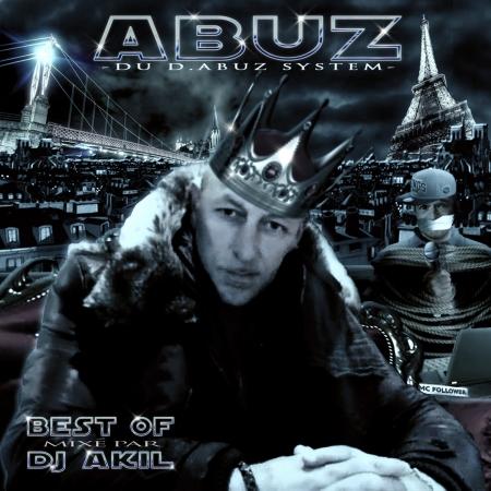 Cd Abuz Best of mixé par DJ Akil