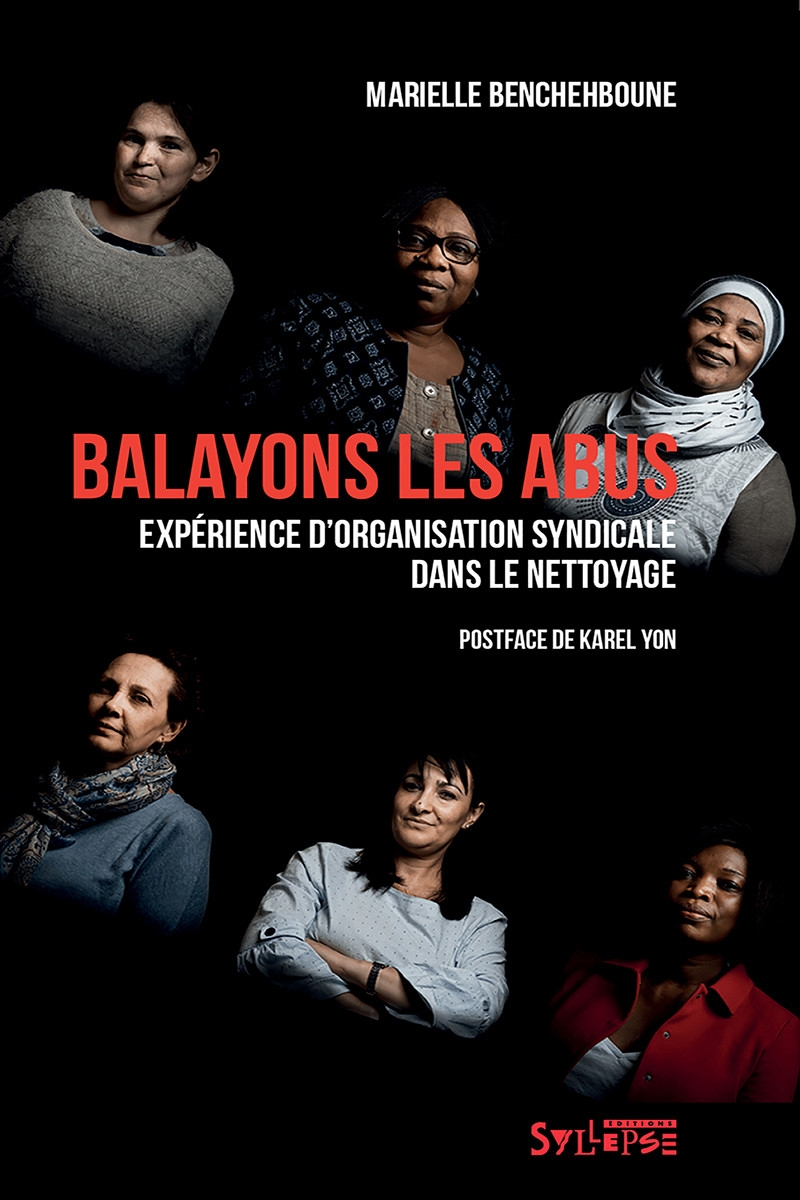 """Livre Marielle Benchehboune """"Bayons les abus"""""""