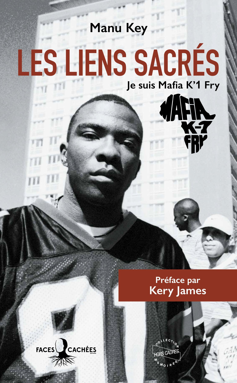"""Livre Manu Key - """"Les liens sacrés"""""""