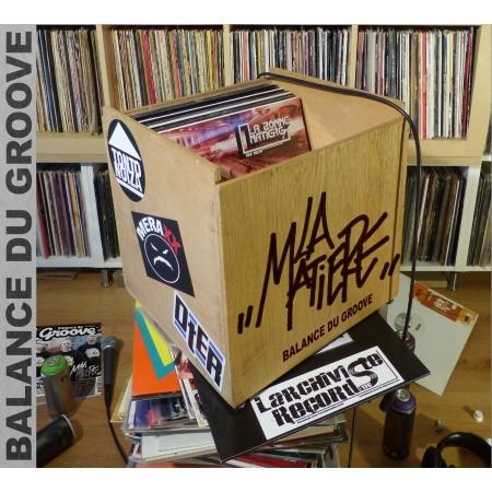 """Album Cd """"La Matière - Balance du Groove"""""""