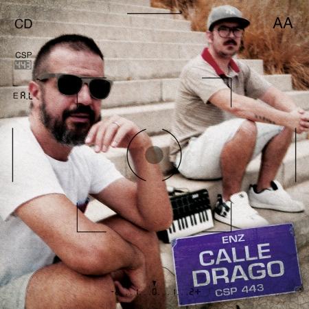 "Album Cd ""ENZ & CSP443 - Calle Drago"""