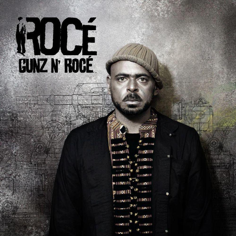 "Album Cd ""Rocé - Gunz n' Rocé"""